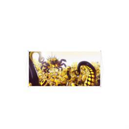 Faixa Lona Promocional 280gr 4x0 cores Brilho Bastão e corda